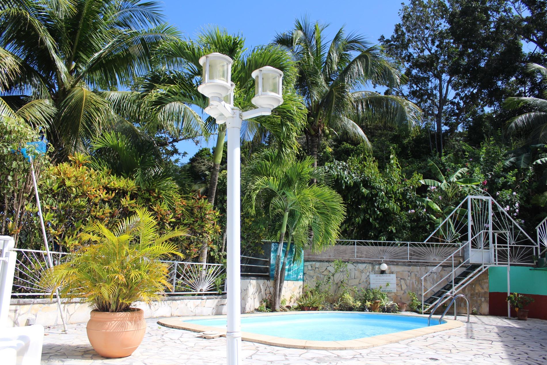 Location de vacances Villa Deshaies 97126